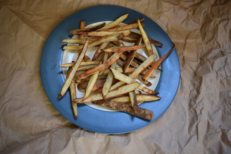 Oven Baked Fries by One Dish Delish