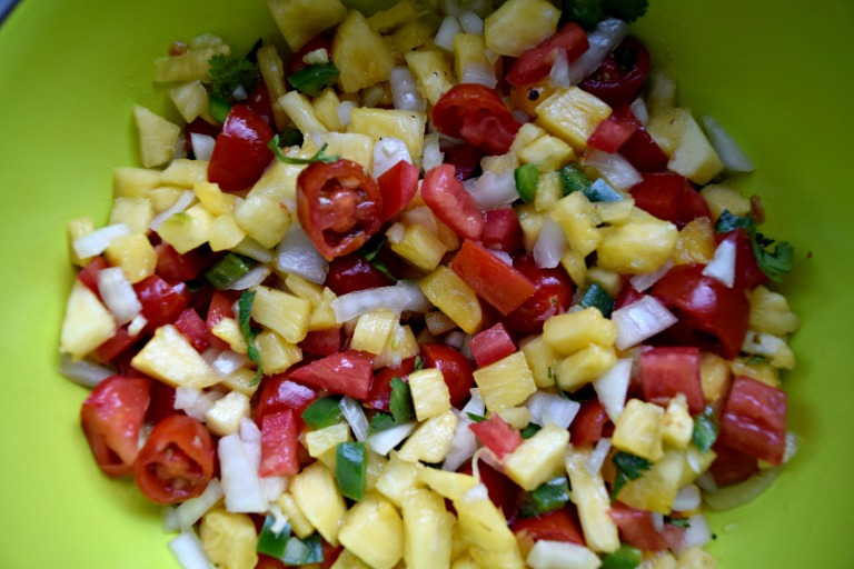 Pineapple Pico