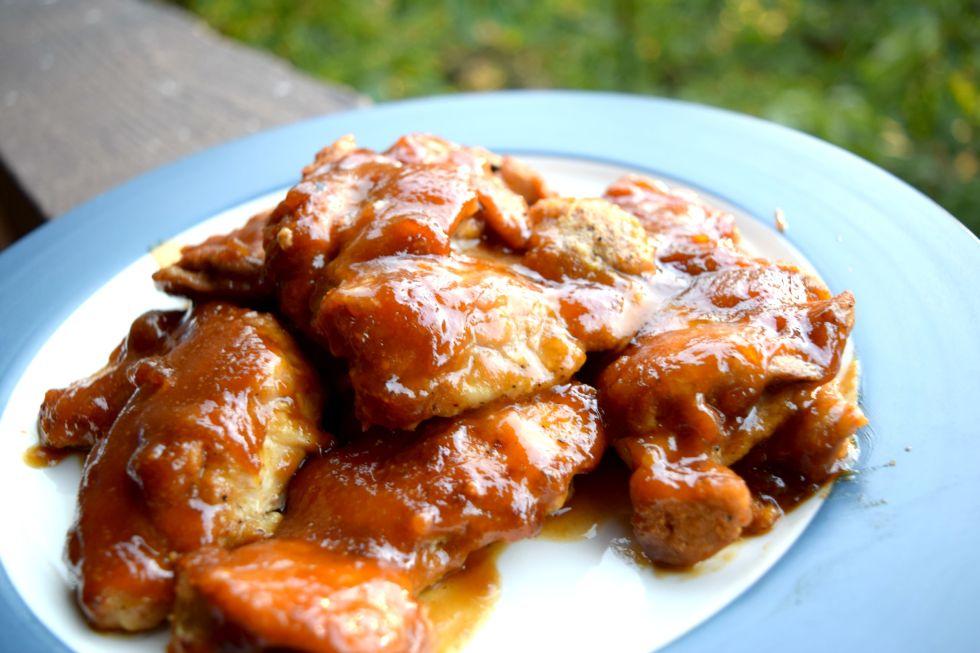 Orange Thai Chicken